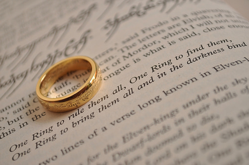 The ring by idreamlikecrazy om flickr